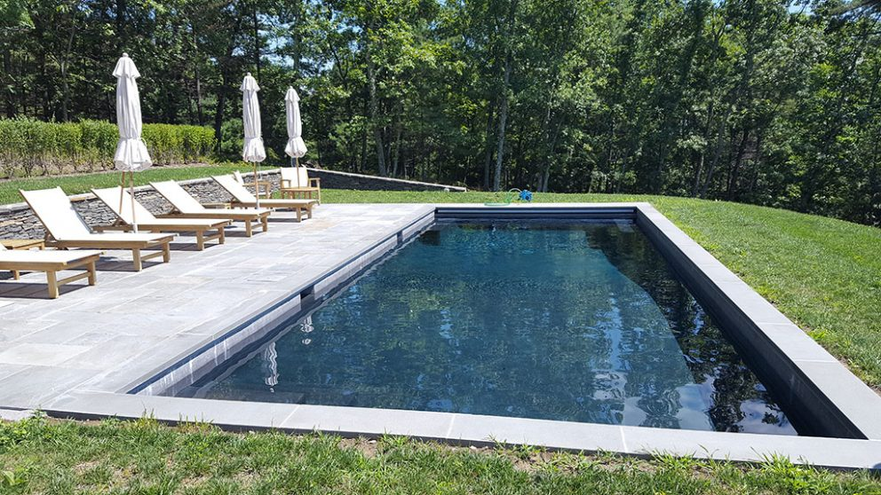 Gunite In Ground Swimming Pool Designs | Conklin Pools Inc.