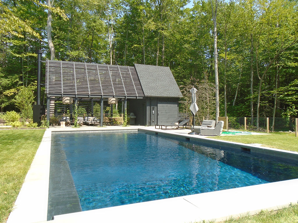Want To Build A Pool In Your Backyard Here Is How Long It Will Take Conklin Pools Inc