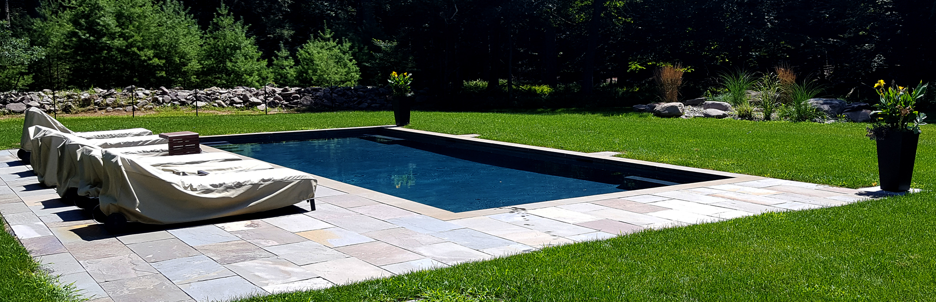 Conklin Pools Inc. | Gunite Swimming Pools, Gunite In Ground ...